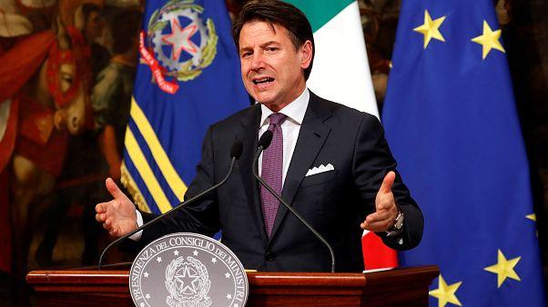 Italian Prime Minister Giuseppe Conte has threatened to resign