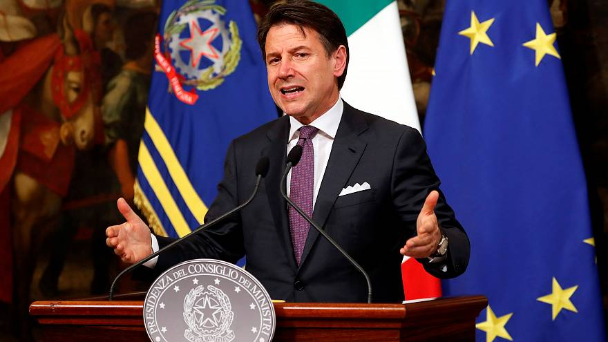 Italian Prime Minister Giuseppe Conte has threatened to resign