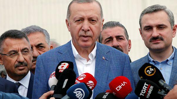 Ερντογάν για S-400: «Είμαστε αποφασισμένοι. Δεν υποχωρούμε»