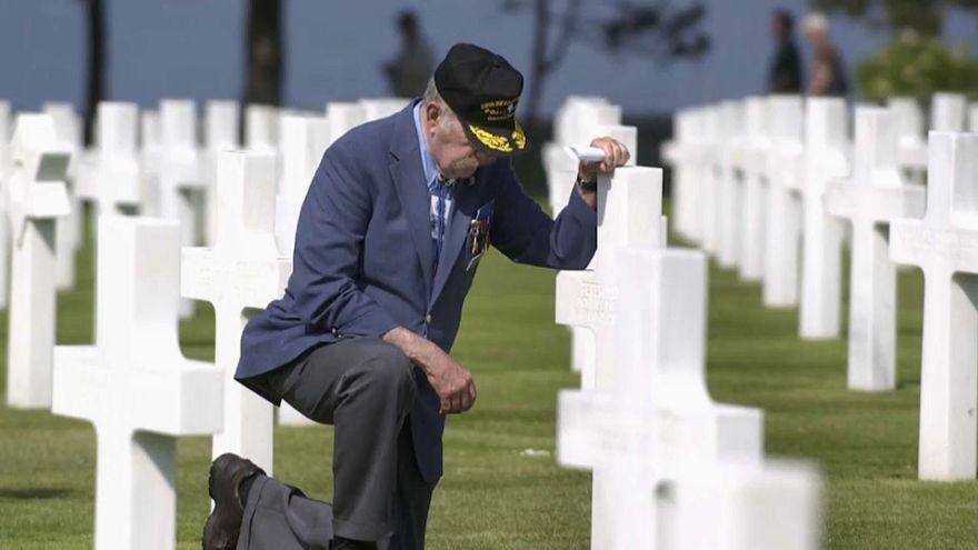 75e D-Day : ces vétérans racontent la peur et la mort