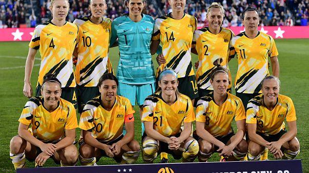 Mondiali femminili 2019: Australia lancia campagna per la parità dei premi