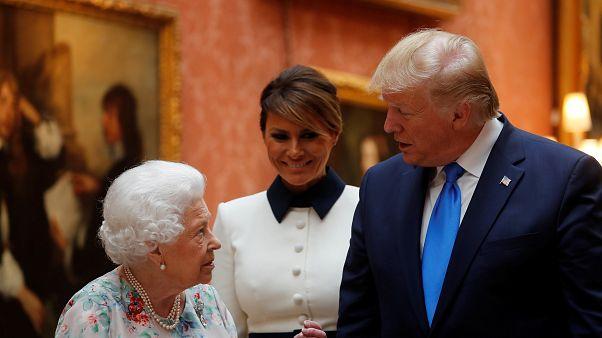Donald Trump en Reino Unido: ¿Quién está feliz con la visita y quién no?