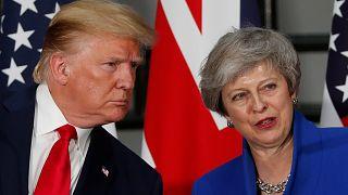 Τραμπ προς Μέι: «Έκανες πολύ καλή δουλειά για το Brexit»
