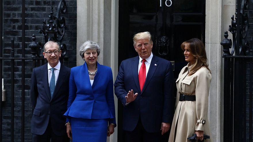 """Incontro Trump-May: """"Un'alleanza destinata a durare"""""""