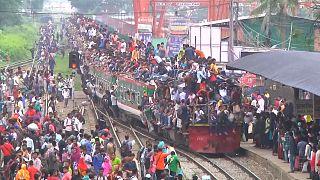 Бангладеш: успеть к Ид-аль-Фитр