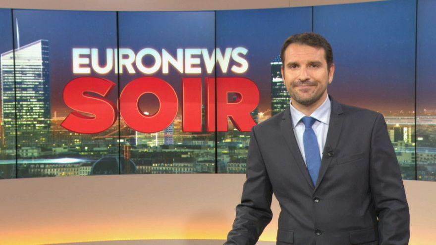 Euronews Soir : l'actualité du 4 juin 2019