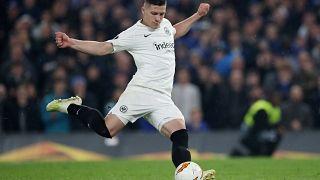 El Real Madrid anuncia el fichaje del serbio Luka Jovic