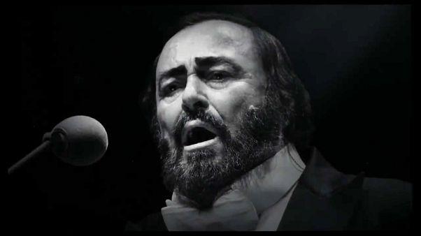 Ron Howard retrata a Pavarotti