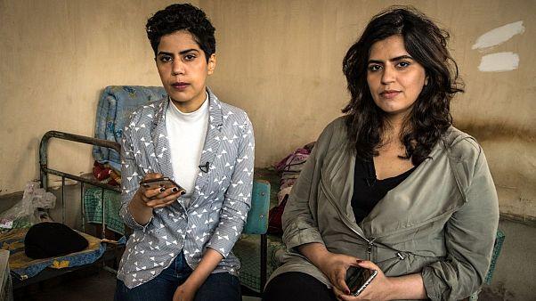 خواهران سعودی با فریب یک اپلیکیشن خدمات دولتی از عربستان گریختند