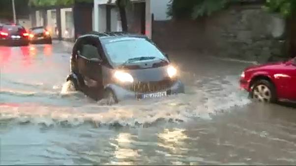 Viharok és áradások Bulgáriában
