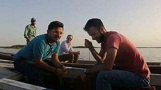 """""""Iraq Without Rivers"""": ai fiumi della Mesopotamia il premio Pitch dei DIG Awards"""