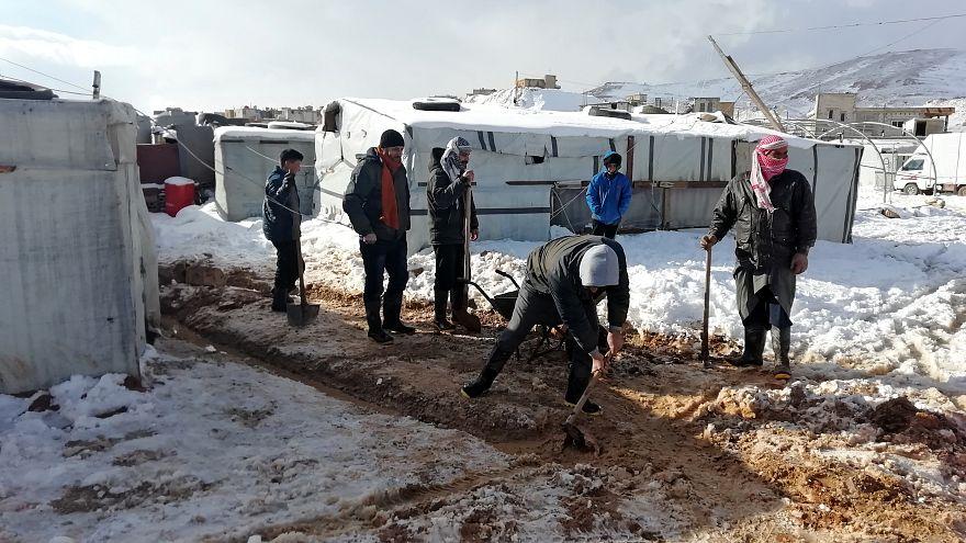 خطط لبنان قد تشرد 15 ألف طفل سوري