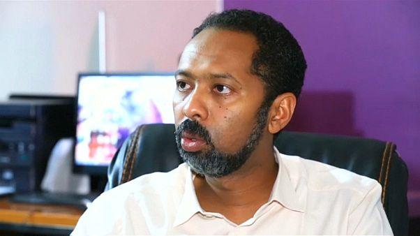 خالد عمر يوسف القيادي في قوى إعلان الحرية والتغيير في السودان