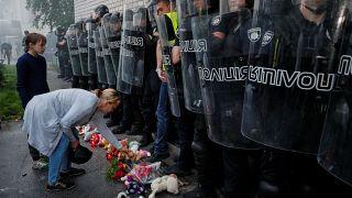 Под Киевом убит пятилетний ребёнок