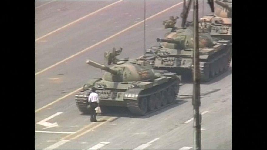 China steps up social media censorship on Tiananmen Square anniversary   #TheCube