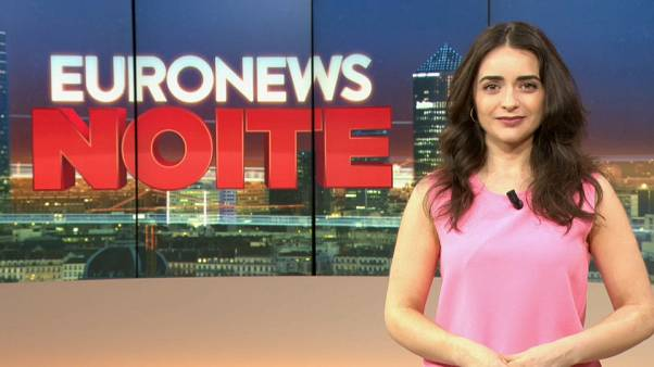Euronews Noite | As notícias do Mundo de 4 de junho de 2019