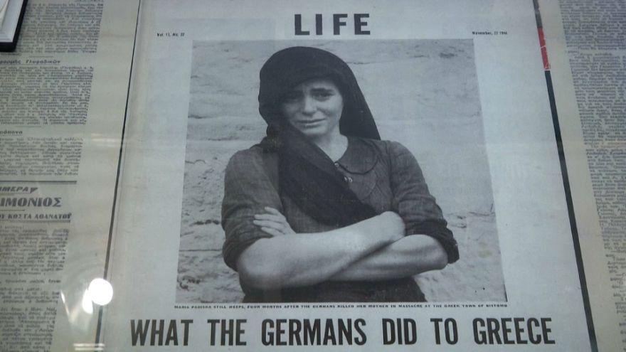 Grecia chiede danni alla Germania