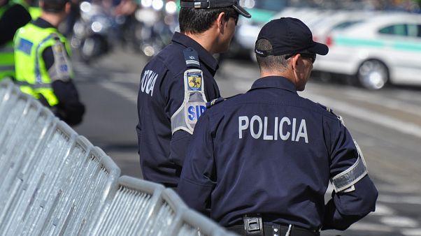 عناصر من الشرطة البرتغالية