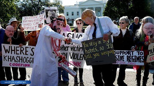 آمریکا پس از مرگ خاشقجی اطلاعات هستهای حساس در اختیار عربستان گذاشته است