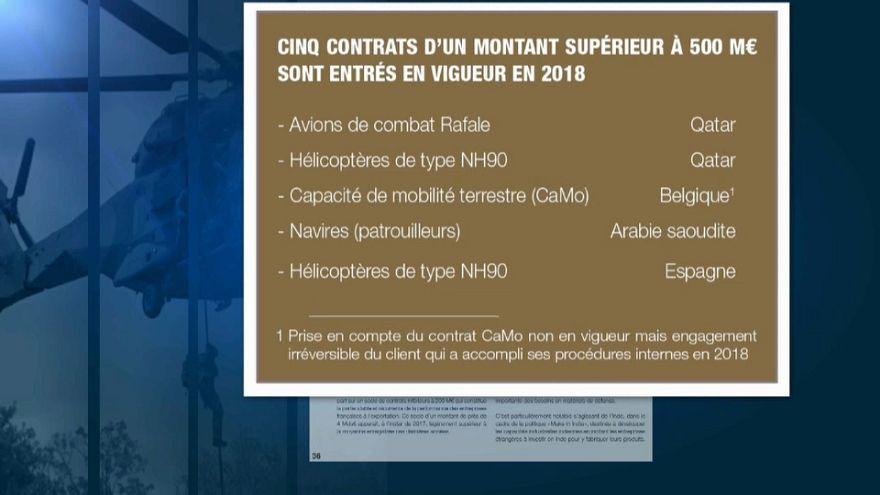 """Vente d'armes record : """"les Français ont besoin de transparence"""""""