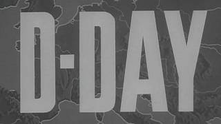 The key events of D-Day told in real-time 75 years on