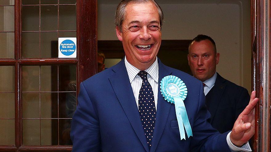 Nigel Farage refuses European Parliament summons over funding allegations