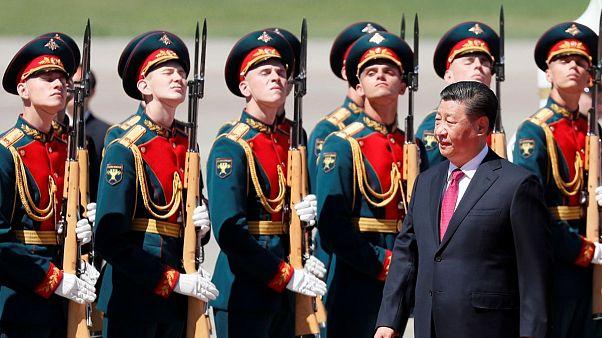 رئیس جمهوری چین: پوتین بهترین و نزدیکترین دوست من است