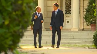 EU-Top-Posten: Tusk berät mit Sanchez