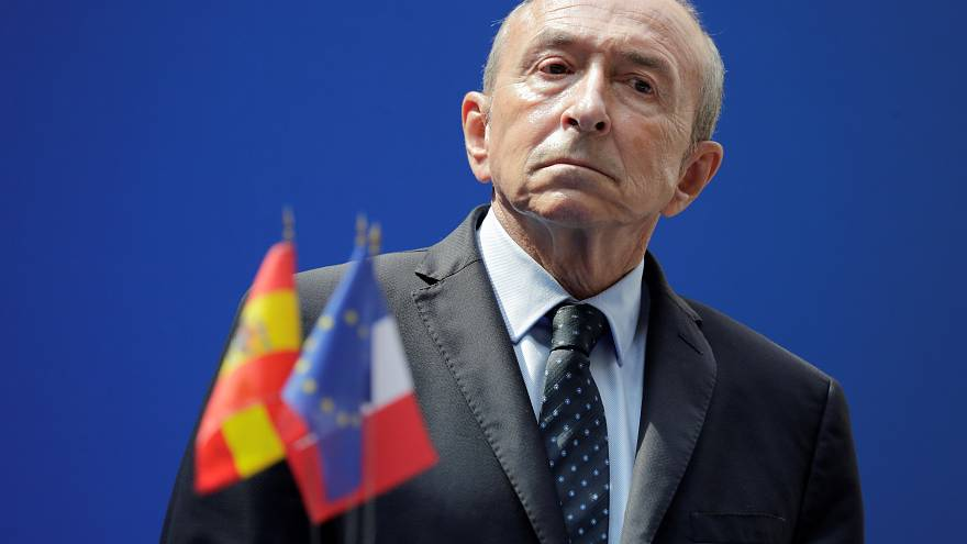 Fransa eski İçişleri Bakanı Collomb'un evinde 'yolsuzluk' araması