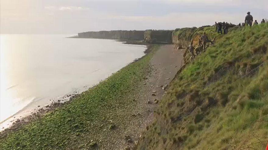 عملیات شبیهسازی در ساحل نورماندی؛ ۷۵ سال بعد
