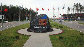 Belarusz: külföldi befektetőket vonz az új ipari park