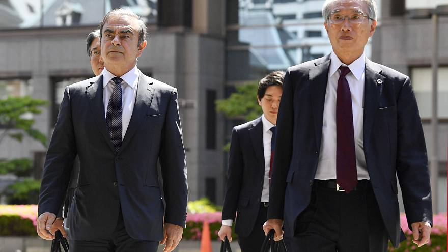 Former Renault CEO Carlos Ghosn could face legal action in France, says finance minister
