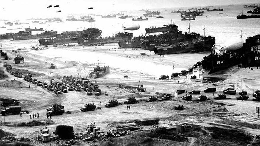 D-Day 75th anniversary: Explore our map explaining how the biggest seaborne invasion was executed