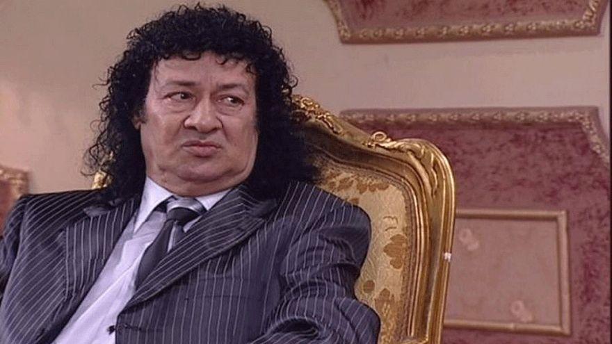 الفنان المصري محمد نجم