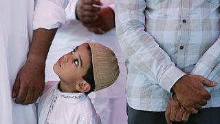 Müslümanlar Ramazan Bayramı'nı farklı günlerde kutladı
