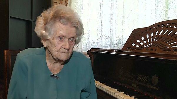Wanda Zarzycka: Pianista aos 108 anos