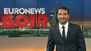 Euronews Soir : l'actualité du mercredi 5 juin 2019