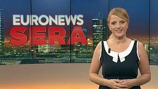 Euronews Sera   TG europeo, edizione di mercoledì 5 giugno 2019