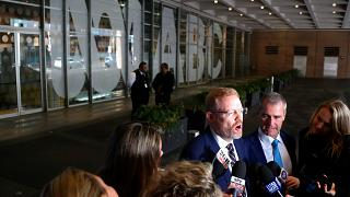 Police in Australia search headquarters of ABC News in Sydney