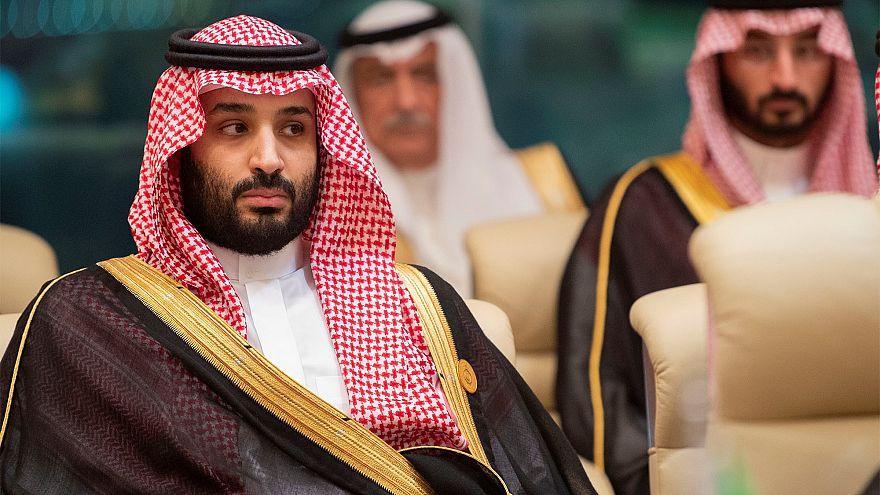 ولي العهد السعودي في قمة خليجية