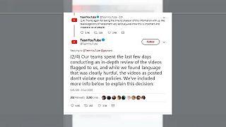 یوتیوب اعتراض به آزار کلامی علیه خبرنگار همجنسگرا را نپذیرفت