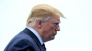 دونالد ترامب رئيس الولايات المتحدة الأمريكية