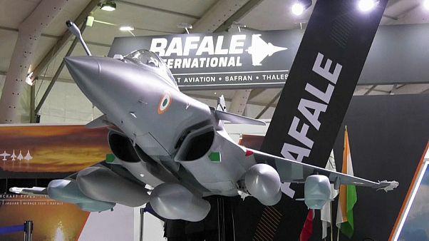 Франция наращивает экспорт оружия