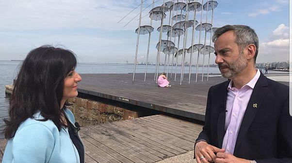 Στο μυαλό του Κωνσταντίνου Ζέρβα: Τι σχεδιάζει ο νέος δήμαρχος Θεσσαλονίκης