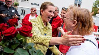 Baloldali kormánya lesz Dániának