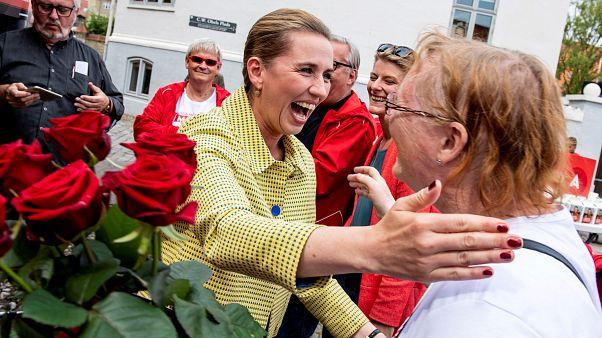 La socialdemócrata Mette Frederiksen gana las elecciones en Dinamarca