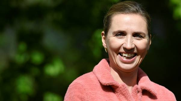 Mette Frederiksen's Social Democrats are on course to be the biggest party