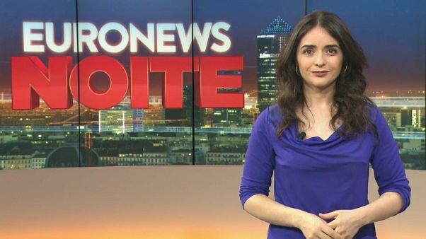 Euronews Noite | As notícias do Mundo de 5 de junho de 2019
