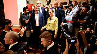 El centroizquierda recupera el poder en Dinamarca
