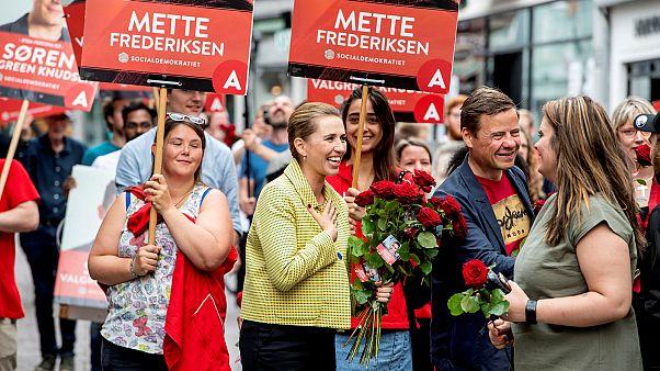 Baloldali győzelem Dániában